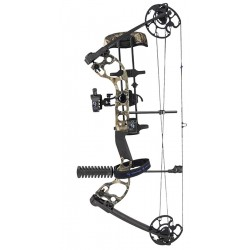 Quest Radical Black 15lb-70lb