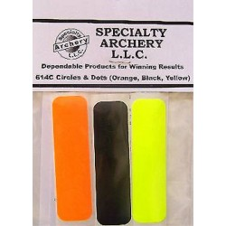 Specialty Archery Circles and Dots