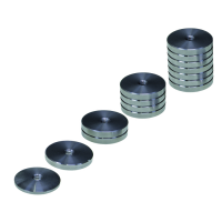 Doinker Platinum 421 Stack Weights