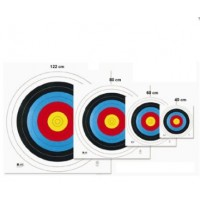 JVD World Archery Target Faces 122cm
