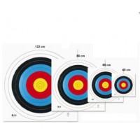 JVD World Archery Target Faces 122cm