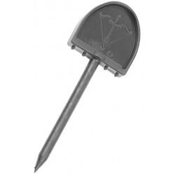 JVD Target Face Pin